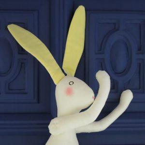 rabbit hecho a mano. Ohmyrabbit!